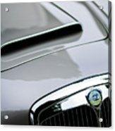 1956 Lancia Aurelia B24 Convertible Hood Emblem Acrylic Print