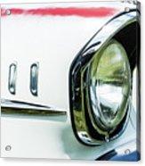 1957 Chevy 210  Acrylic Print