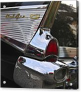 1957 Chevy Bel-air Acrylic Print