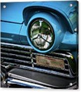 1957 Ford Detail Acrylic Print