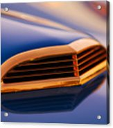 1957 Ford Thunderbird Scoop Acrylic Print