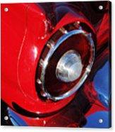 1957 Ford Thunderbird Taillight Acrylic Print