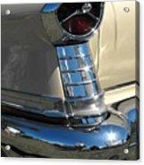 1957 Oldsmobile Super 88 Acrylic Print