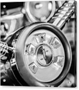 1958 Edsel Ranger Push Button Transmission 2 Acrylic Print