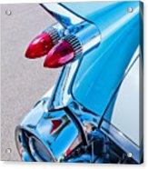 1959 Cadillac Eldorado 62 Series Taillight Acrylic Print
