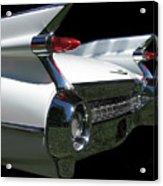 1959 Cadillac Tail Acrylic Print