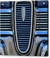 1959 Edsel Villager Grille Acrylic Print