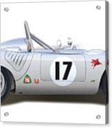 1959 Porsche Type 718 Rsk Spyder Acrylic Print