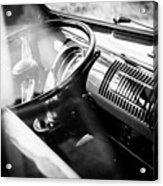 1959 Volkswagen T1 Interior Acrylic Print