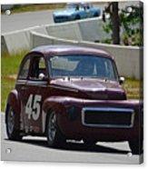 1959 Volvo 544 Acrylic Print
