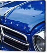 1960 Borgward Isabella Coupe Acrylic Print