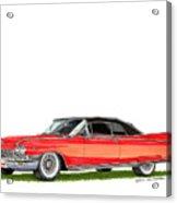 1960 Cadillac El Dorado Biarritz Acrylic Print