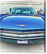 1960 Cadillac - Vignette Acrylic Print