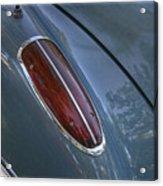 1960 Chevy Corvette Taillight Acrylic Print