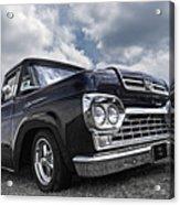 1960 Ford F100 Truck Acrylic Print
