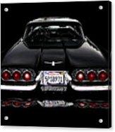 1960 Thunderbird Hardtop Coupe Acrylic Print