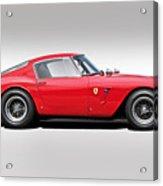 1961 Ferrari Gt 250 Swb Acrylic Print