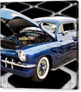 1951 Mercury Classic Car Photograph 002.02 Acrylic Print