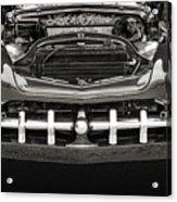 1951 Mercury Classic Car Photograph 010.01 Acrylic Print