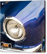 1951 Mercury Classic Car Photograph 013.02 Acrylic Print