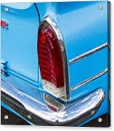 1961 Rambler Cross Country Tail Light Acrylic Print