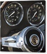 1962 Alfa Romeo Acrylic Print