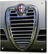 1962 Alfa Romeo Grille Acrylic Print
