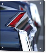 1962 Cadillac Deville Taillights Acrylic Print
