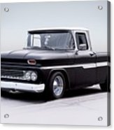 1962 Chevrolet Shortbed Pickup I Acrylic Print