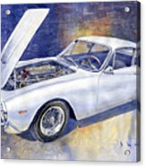 1963-1964 Ferrari 250 Gt Lusso  Acrylic Print