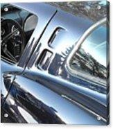 1963 Corvette Stingray Acrylic Print