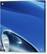 1963 Jaguar Xke Roadster Headlight Acrylic Print
