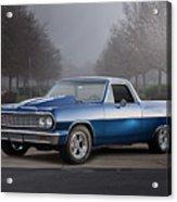 1964 Chevrolet El Camino IIi Acrylic Print