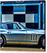 1965 Corvette Fuelie Acrylic Print