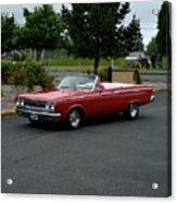 1965 Dodge Coronet 500 Higgins Acrylic Print