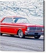 1965 Ford Falcon Sprint 289 Acrylic Print