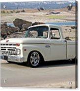 1965 Ford 'twin I Beam' Pickup Acrylic Print