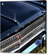 1965 Plymouth Satellite 440 Acrylic Print