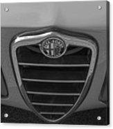 1966 Alfa Romeo Duetto Acrylic Print