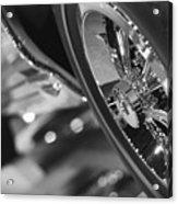 1966 Hurst Pontiac Gto Acrylic Print