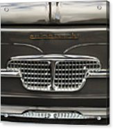 1967 Autobianchini Special Italy Grille Acrylic Print