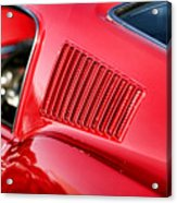 1967 Ford Mustang Gt  Acrylic Print