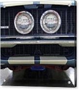 1967 Shelby Gt500 Acrylic Print