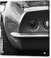 1969 Chevrolet Corvette Stingray Acrylic Print by Gordon Dean II
