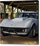 1969 Corvette Lt1 Coupe II Acrylic Print