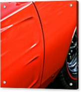 1969 Dodge Charger Rt Acrylic Print by Gordon Dean II