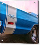 1969 Dodge Coronet Rt Acrylic Print