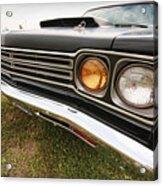 1969 Plymouth Road Runner 440-6 Acrylic Print