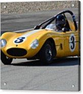 Vintage Racer Acrylic Print