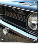 1970 Plymouth Barracuda 'cuda 440 Acrylic Print